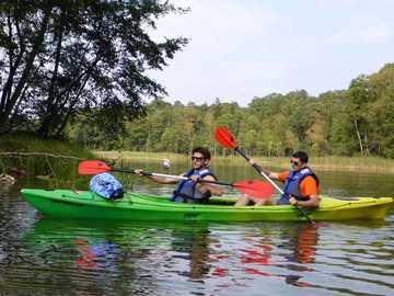 kayaking - m .......................