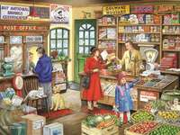 Vesnický obchod