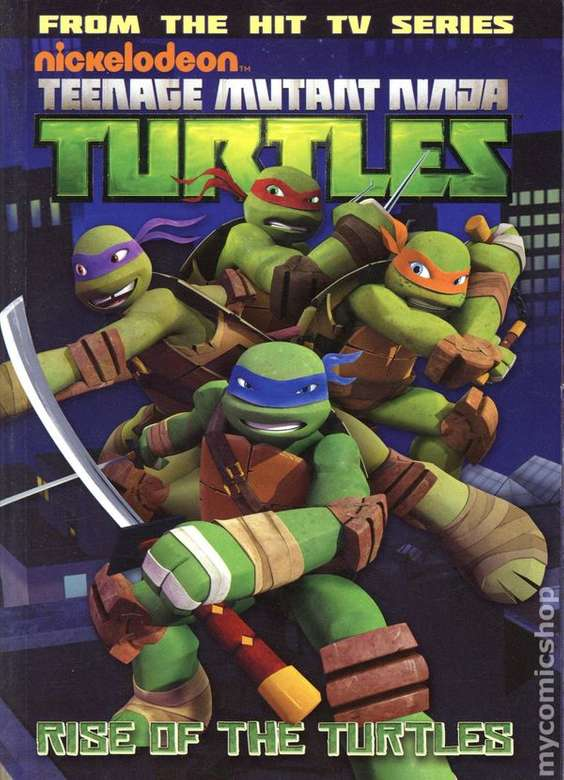 teenage mutant ninja turtles - teenage mutant ninja turtles is awsome