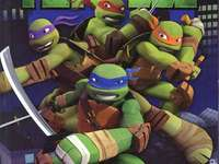 tizenéves mutáns ninja teknősök