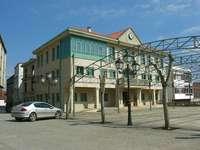 Conseil des Cruces - Lieu où la ville est gouvernée.