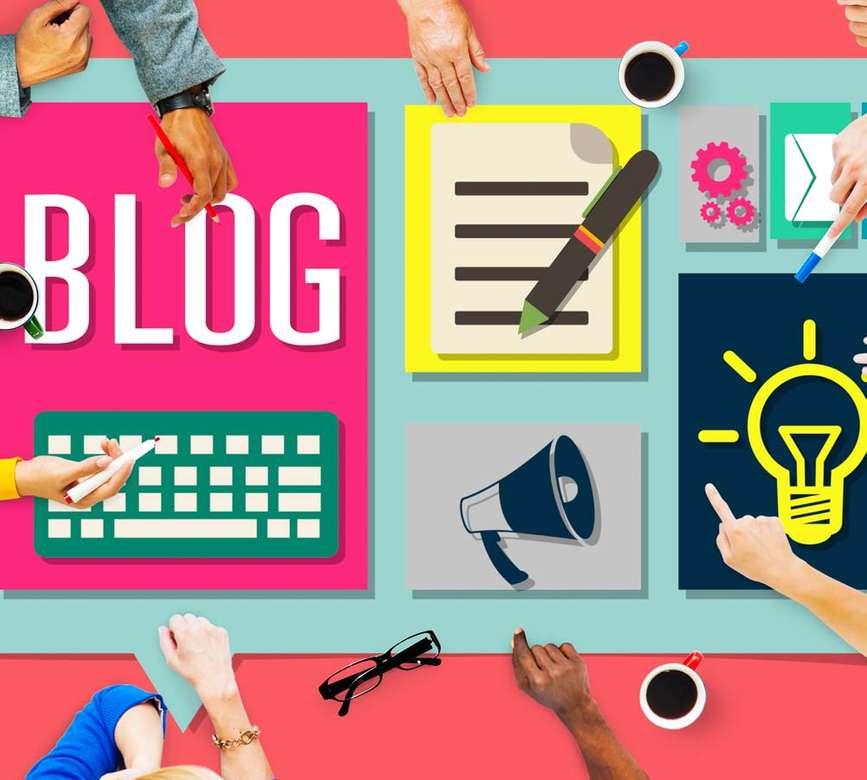 BLOG OU JOURNAL - Un blog ou blog est un site Web qui inclut, comme journal personnel de son ou ses auteurs, des conte