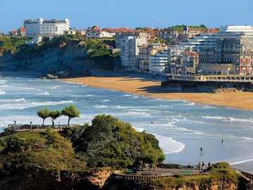beach in france - m .........................