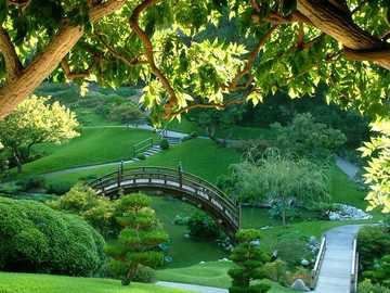 bridge in japan - m ................................