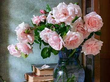 różowe róże - m..........................