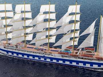 Segelschiff - m ............ , .....