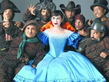 Snow White and the Seven Dwarfs - m ............ , .....