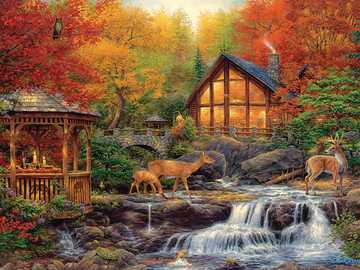 Painting. - << Painter's puzzle >>