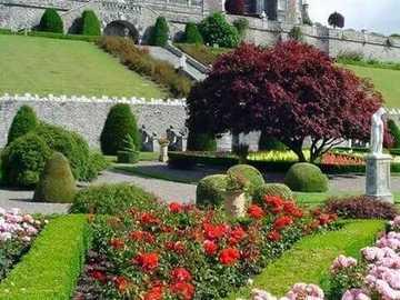 Castillo de Drummond, Perthshire, Escocia - Castillo de Drummond, Perthshire, Escocia