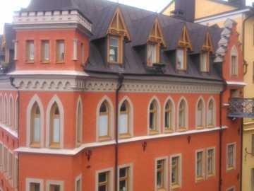 Sztokholm - Sodermalm Mariaberget