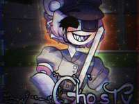 ghosty piggy