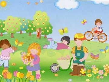VÄLKOMMEN VÅR! - Låt oss välkomna våren