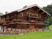 Nice old farmhouse - Nice old farmhouse