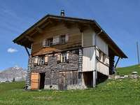 Rifugio alpino in Svizzera - Rifugio alpino in Svizzera