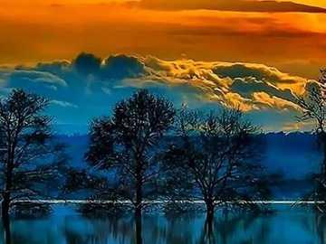 Beau coucher de soleil - Beau coucher de soleil
