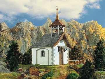 Chapelle dans les montagnes - Chapelle dans les montagnes