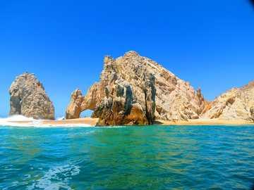 Les caps - L'Arc de Los Cabos