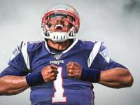 Pats number 1 - Football player