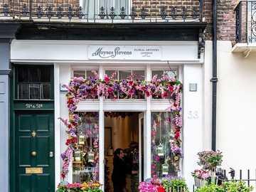 Florería en Londres - Florería en Londres