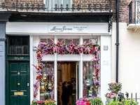 Магазин за цветя в Лондон - Магазин за цветя в Лондон