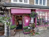 Луси Бътлър Магазин за цветя - Луси Бътлър Магазин за цветя