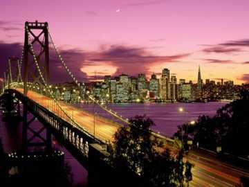 bridge in the usa - n, .........................