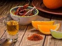 Mexikanischer Mezcal - Getränk der Götter