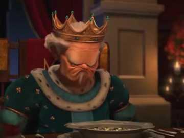 Harold - Shrek 2 - Harold is a guy