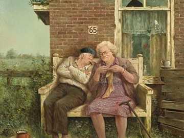 Takhle si para užívají důchodci - Takhle si para užívají důchodci