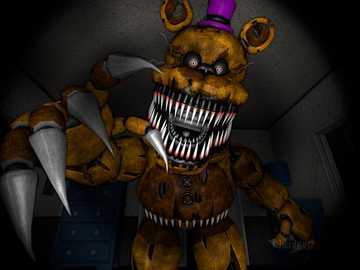 NIGHTMARE FREDBEAR - Je viendrai chez vous et je vous mangerai en entier