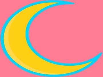 m ist für Mond - lmnopqrstuvwxyzlmnop