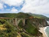 braune Brücke Fotografie