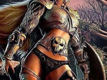 Dark warrior .... - Dark warrior ....