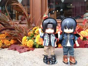 Itachi and Sasuke Halloween - Itachi and Sasuke Halloween