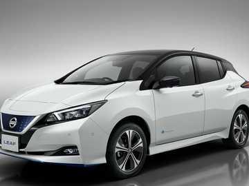 nissan leaf - Nissan Leaf elettrico