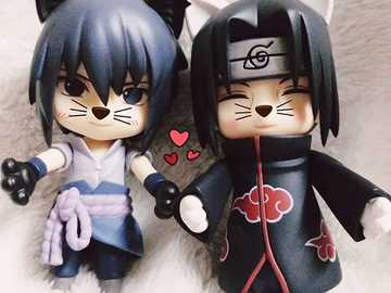 Sasuke and Itachi too cute! - Sasuke and Itachi are so cute!