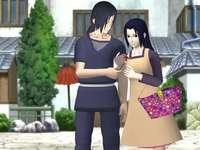 Itachi e sua madre