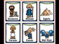 Storia di Mosè per bambini