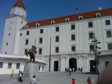 Bratislava Castle - White Castle of Bratislava