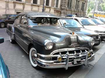 Budapest Pontiac - Auto storica a Budapest