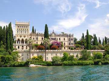 Island on Lake Garda - Island on Lake Garda