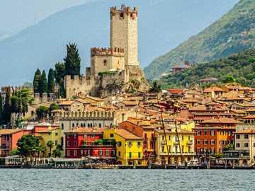 Malcesine on Lake Garda - Malcesine on Lake Garda