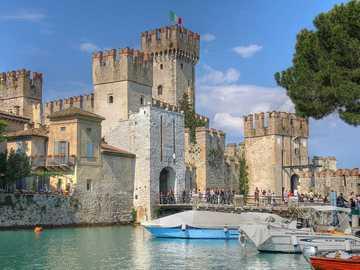 Scaligerburg on Lake Garda - Scaligerburg on Lake Garda