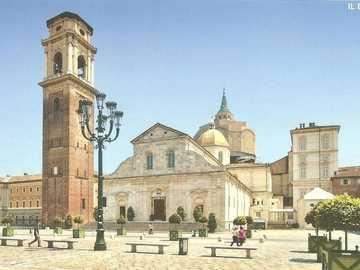 Turin Cathedral of San Giovanni Battista - Turin Cathedral of San Giovanni Battista