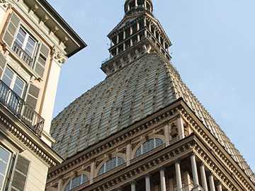Mole Antonelliana landmark of Turin - Mole Antonelliana landmark of Turin