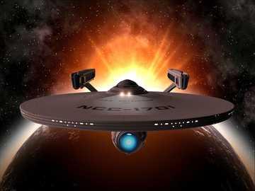 Enterprise 1701 - Star Trek Enterprise 1701 original series