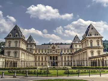 Turin Schloss Valentino - Turin Schloss Valentino