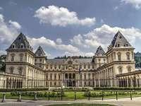 Zamek Valentino w Turynie