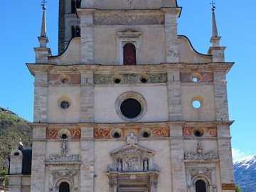 Tirano Basilica Lombardy - Tirano Basilica Lombardy