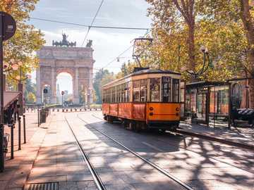 Mailand Stadtbahn Lombardei - Mailand Stadtbahn Lombardei